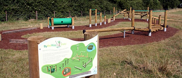 Bytheway play area