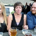 Grace McWilliams, Jenny Knight, Andy Jacobs